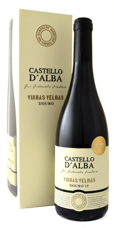 CASTELLO D'ALBA VINHAS VELHAS TINTO 2015
