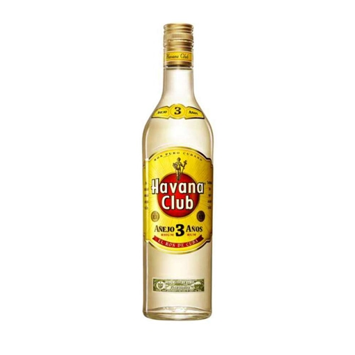 Havana club 3 anos