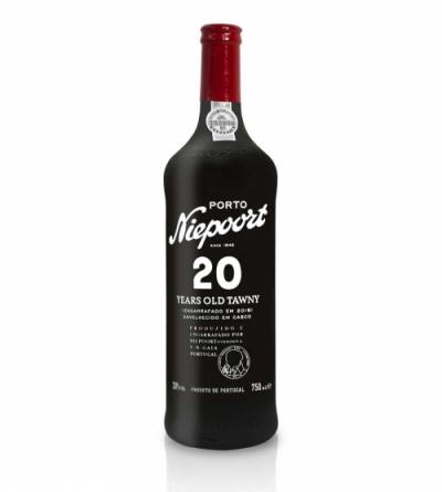 NIEPOORT 20 ANOS 75CL