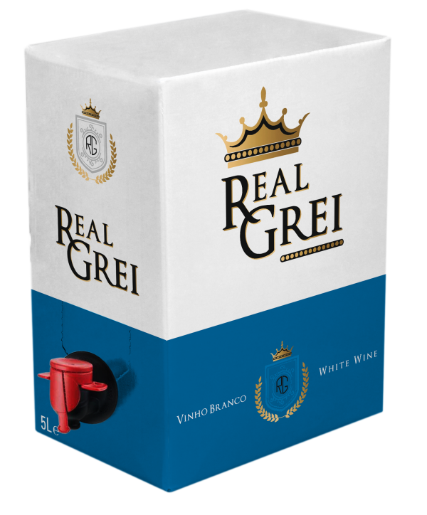 REAL GREI BOX 5L