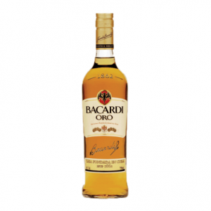 RUM BACARDI GOLD 70CL