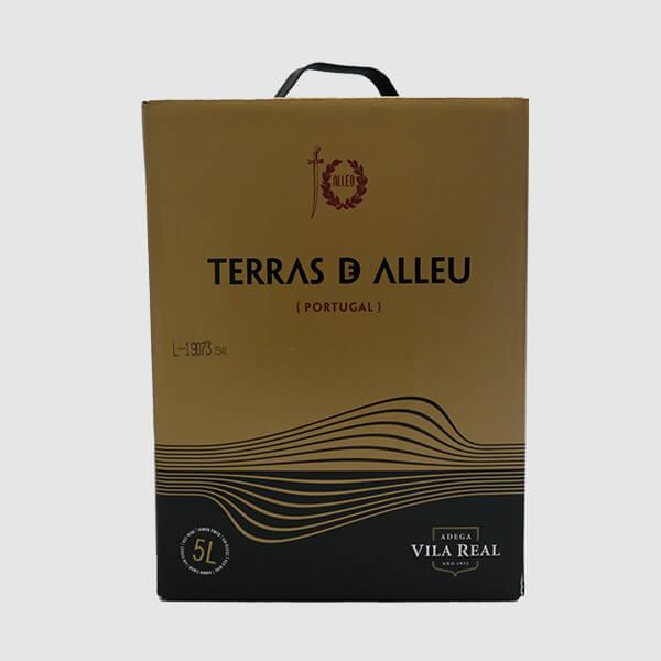 TERRAS DE ALLEU BAG IN BOX TINTO 5 L