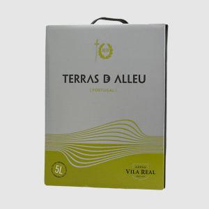 VINHO TERRAS DE ALLEU BIB BRANCO