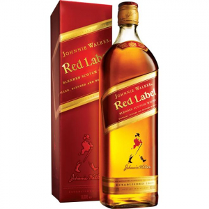 WHISKY J WALKER RED LABEL 1LT