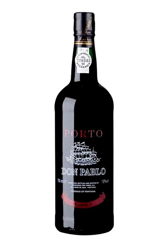 VINHO PORTO DON PABLO TAWNY 75CL